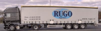 Rugo - Logistiek